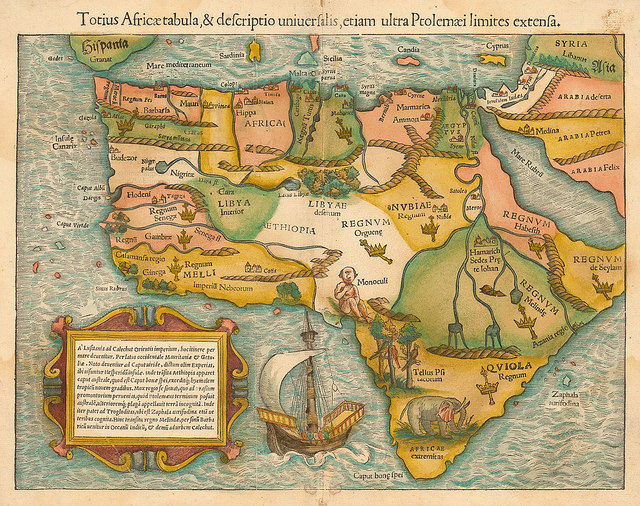 Ancient Abyssinia