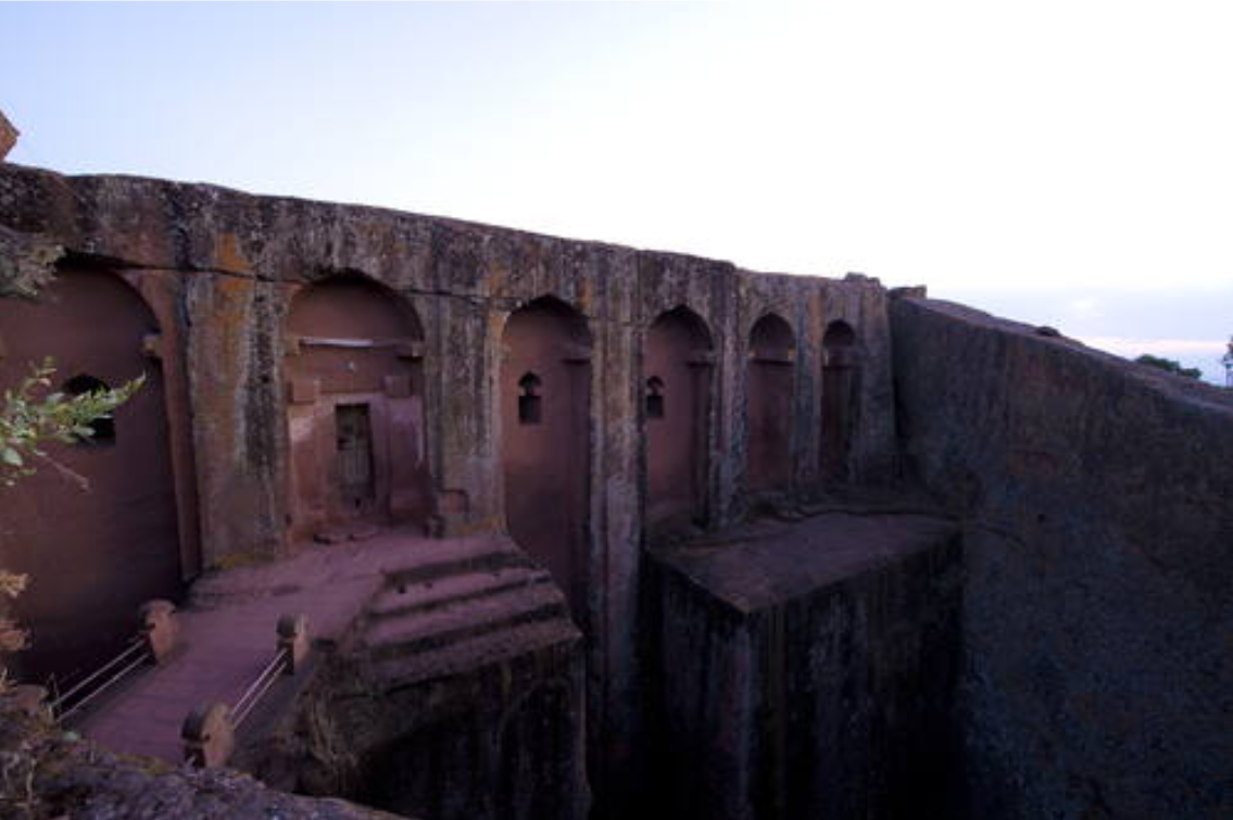 Rock-Hewn Churches, Lalibela 3