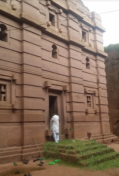 Rock-Hewn Churches, Lalibela 8