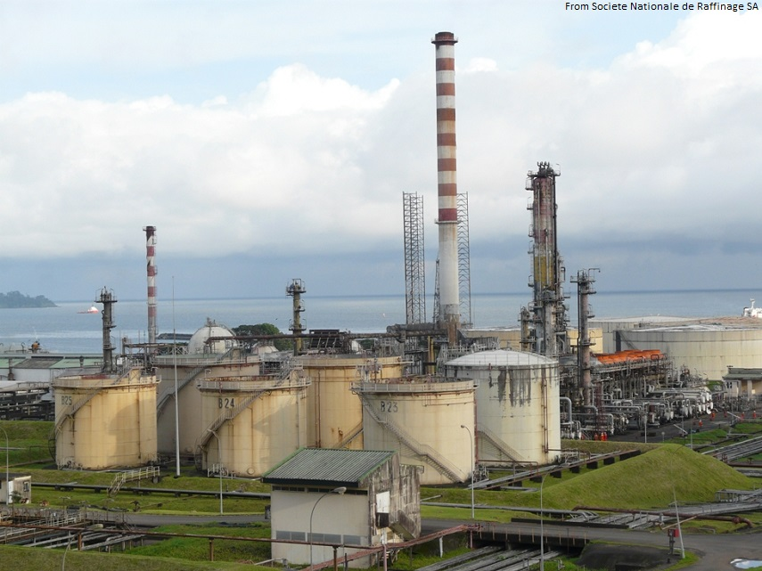 Societe-Nationale-de-Raffinage-SA-Refinery