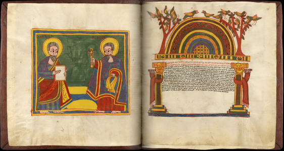 Ethiopian Sacred Book, Eusebius And His Letter To Carpianus