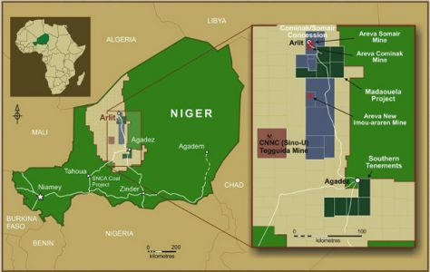 Niger Concessions