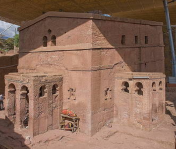 Rock-Hewn Churches, Lalibela 4