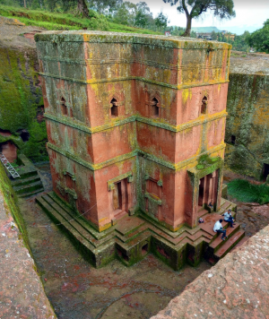 Rock-Hewn Churches, Lalibela 6