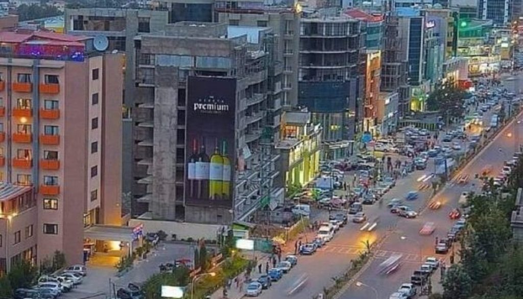 Addis Abeba Planning To Introduce Corridor Centers