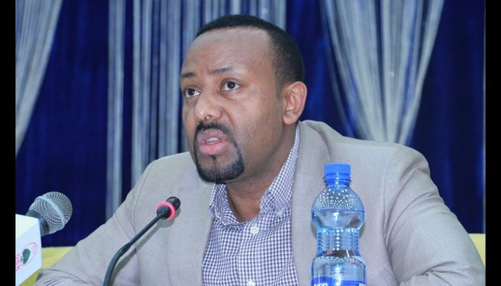 Who is New Ethiopian Prime Minister Abiy Ahmed(Ph  D )? - Addis Herald