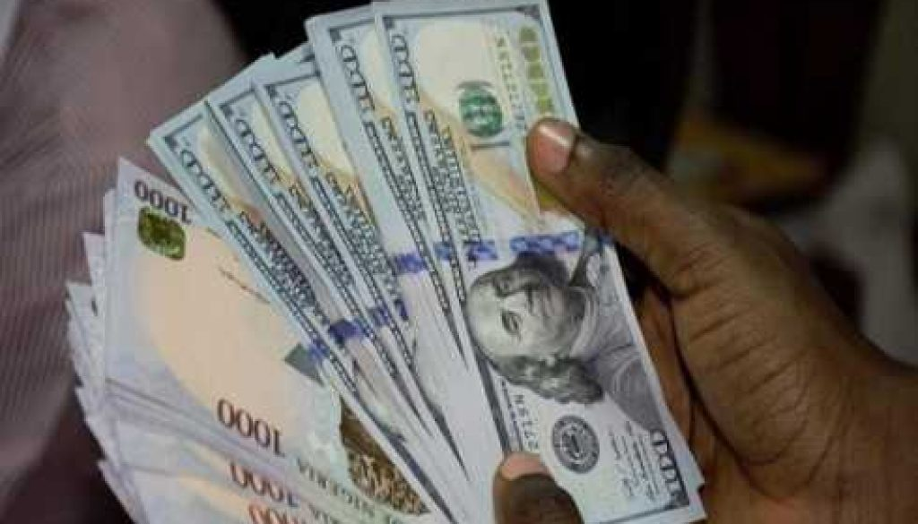 Dollar Exchange Rate At The Black Market Is In Decline