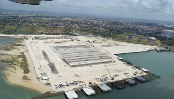 2nd-Container-Terminal-under-construction