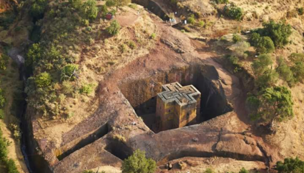 Rock-Hewn Churches, Lalibela 5
