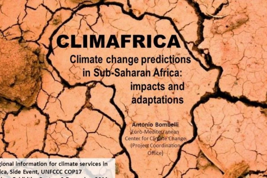 CLIMAFRICA+Climate+change+predictions+in+Sub-Saharan+Africa_