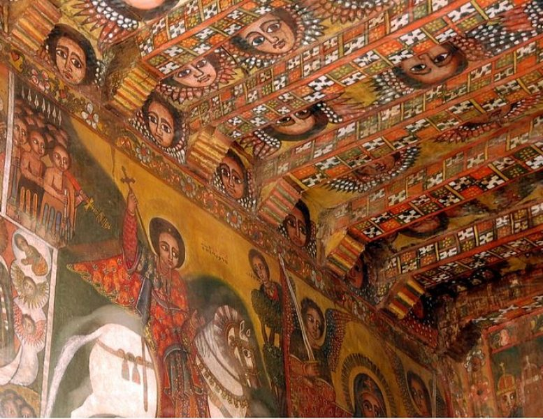 Debre Birhan Selassie Church 4