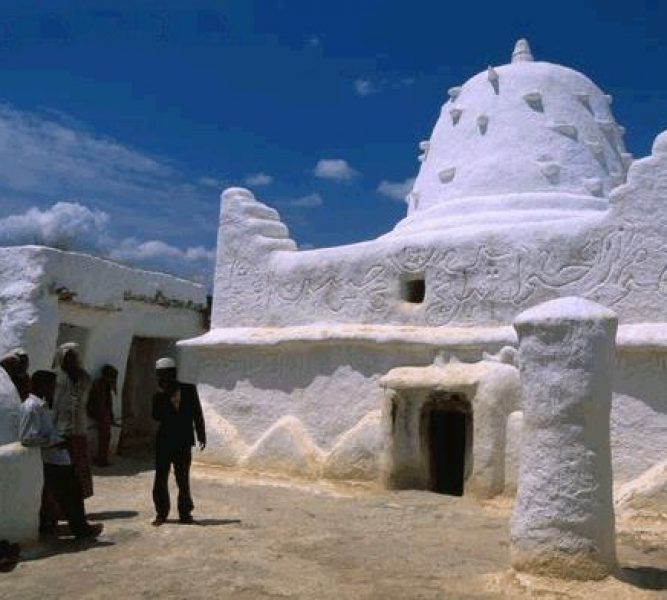 sheikh hussein shrine harar