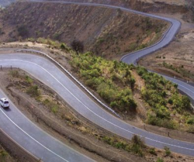 Ethiopias-Road-Network