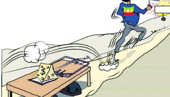 Freeing the shackles of Dollar Diplomacy