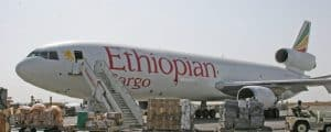 global air cargo market ethiopian