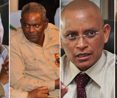 TPLF-Leaders