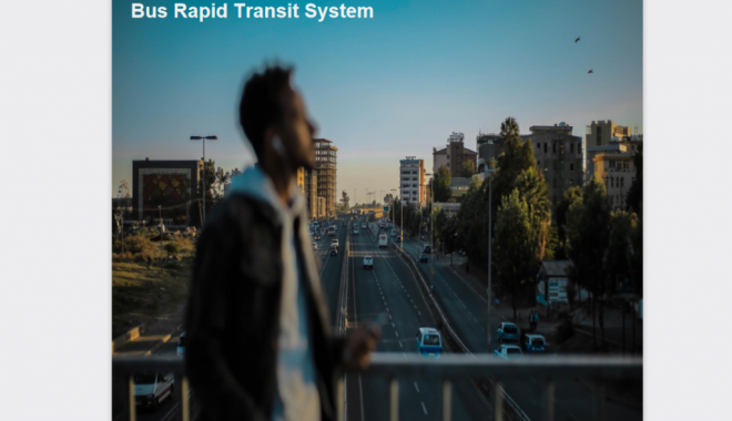 addis ababa electric bus project