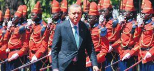 Turkey deepens ties with Africa